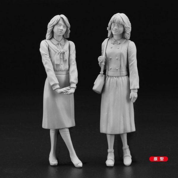 1/24 '80s Girls Figure