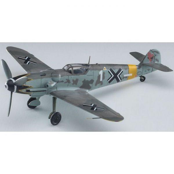 1/20 Strike Witches: Erica Hartmann w/Messerschmitt Bf109G-6