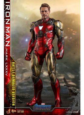 1/6 Movie Masterpiece Diecast Fully Poseable Figure Avengers: Endgame Iron Man Mark 85