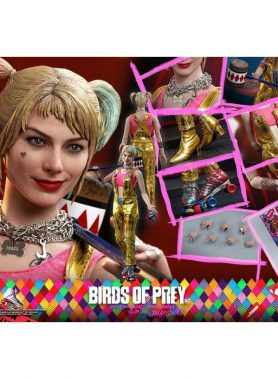 1/6 Movie Masterpiece Fully Poseable Figure: Birds of Prey  Harley Quinn