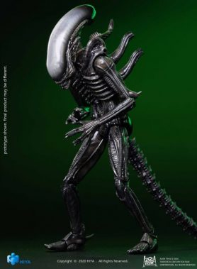 1/18 Alien Action Figure Big Chap