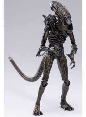 1/18 Alien 2 Action Figure Headshot Alien Warrior