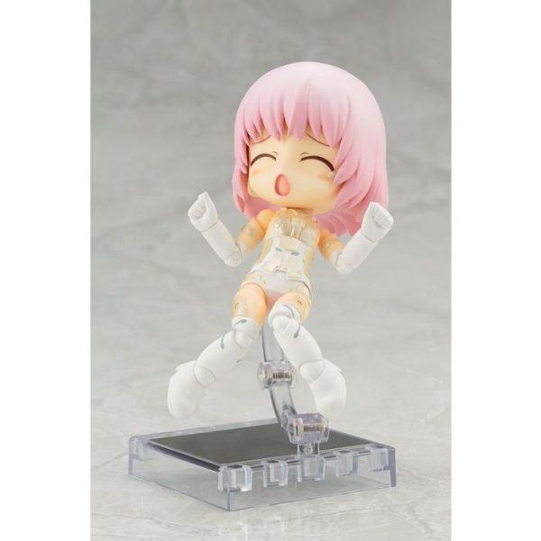 Cu-Poche Frame Arms Girl Materia White