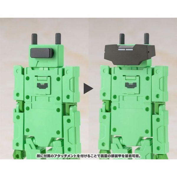 Cu-Poche Extra: Frame Arms Girl Juden-kun Set Gourai Ver.