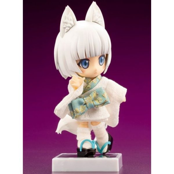Cu-poche Friends: White Fox