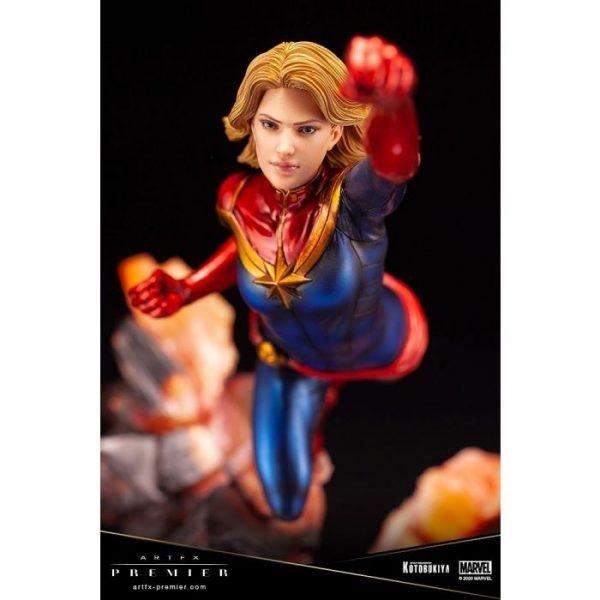 1/10 ARTFX PREMIER Captain Marvel PVC