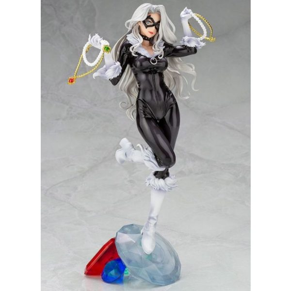 1/7 MARVEL Bishoujo: Black Cat Steals Your Heart PVC