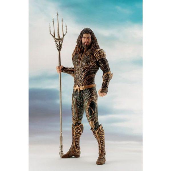 1/10 ARTFX+ Justice League Aquaman PVC