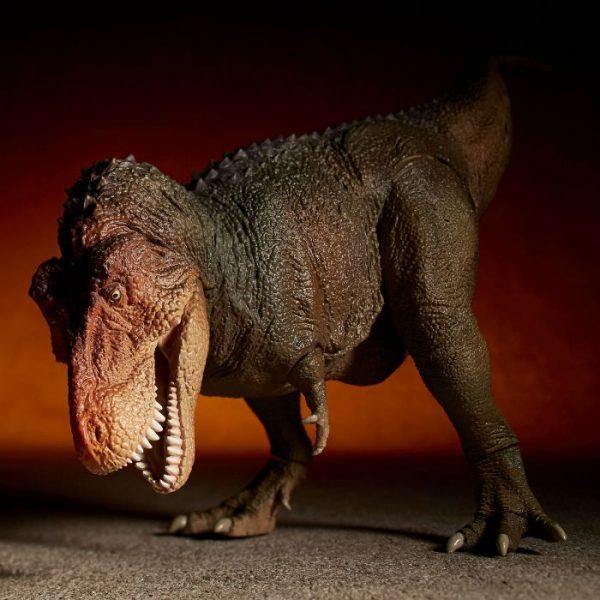 Sofubi Toy Box 018C Tyrannosaurus