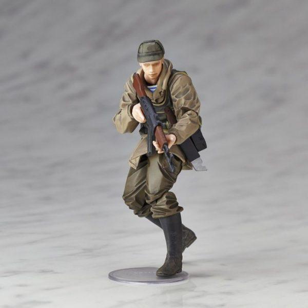 Revol Mini Metal Gear Solid TPP Soviet Soldier