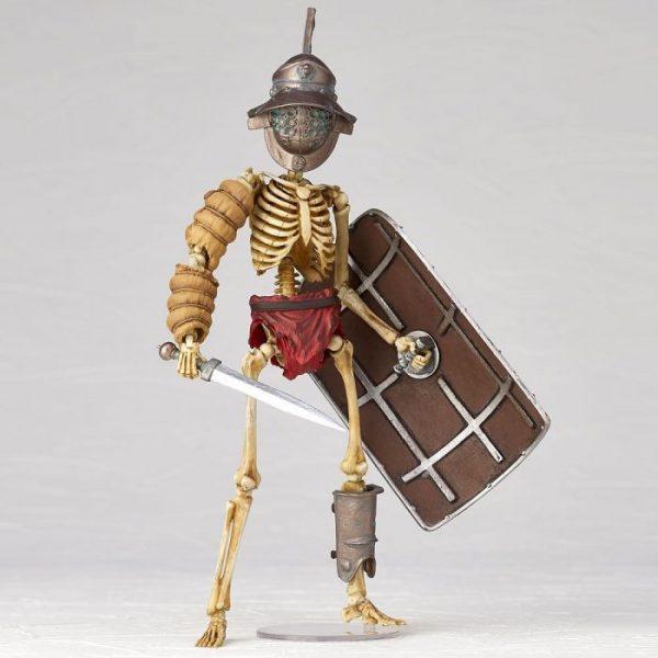 Takeya Shiki Jizai Okimono Gladiator Murmillo Full Color Ver.