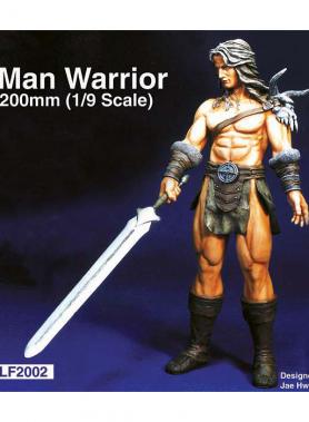 200mm Man Warrior