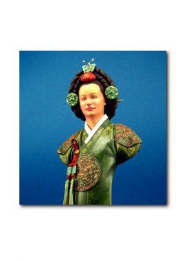 200mm Korean Empress Bust A.D.19