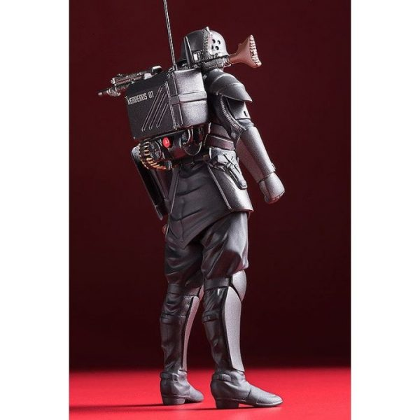 1/20 PLAMAX MF-23: minimum factory PROTECT GEAR The Red Spectacles Ver.