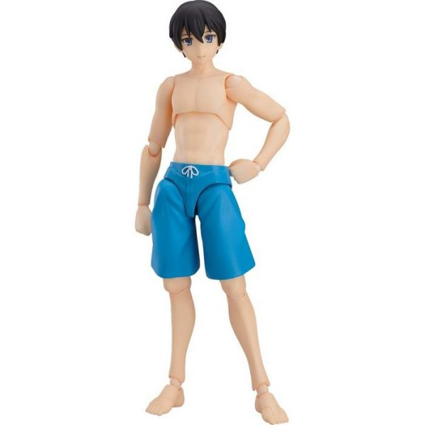 figma Male Swimsuit Body