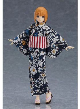 figma Female Body  with Yukata Outfit
