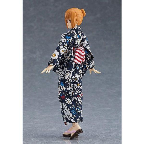 figma Female Body  with Yukata Outfit
