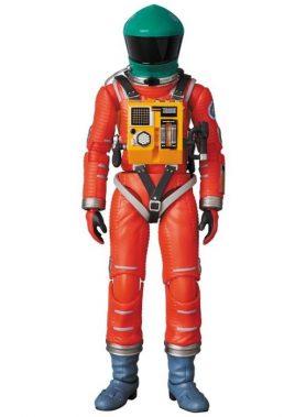MAFEX Space Suit Green Helmet & Orange Suit Ver.