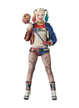 MAFEX Harley Quinn Suicide Squad