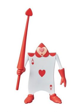 UDF Alice in Wonderland: Card Soldier