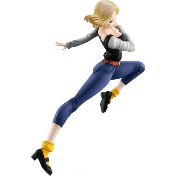 Dragon Ball Gals: Android No.18 Ver.IV
