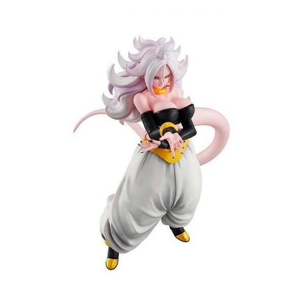 Dragon Ball Gals Android 21 Transformation Ver.