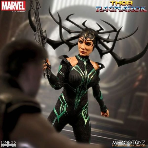 1/12 One:12 Collective Thor: Hela Action Figure