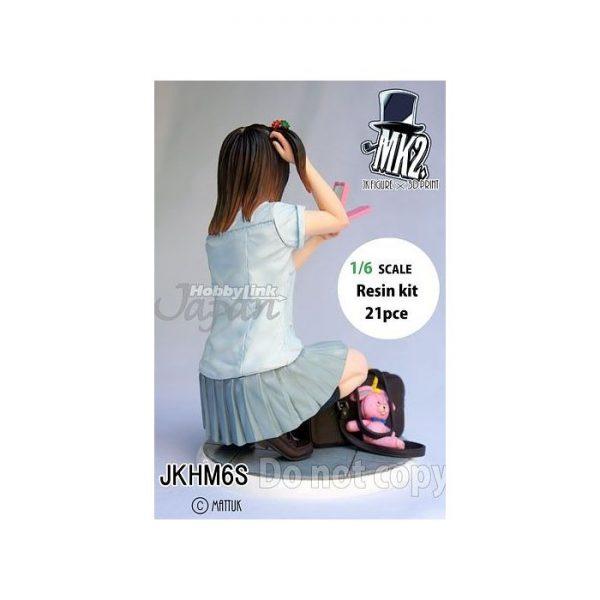 1/6 JKHM6S Japanese Kawaii High School Girl