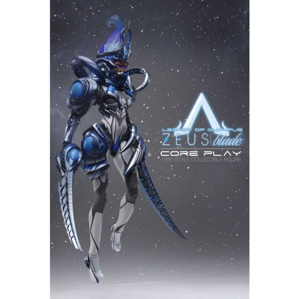 1/6 Coreplay: Legacy Of Olympus Zeus Blade