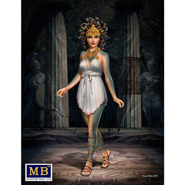 1/24 Ancient Greek Myths Series: Medusa