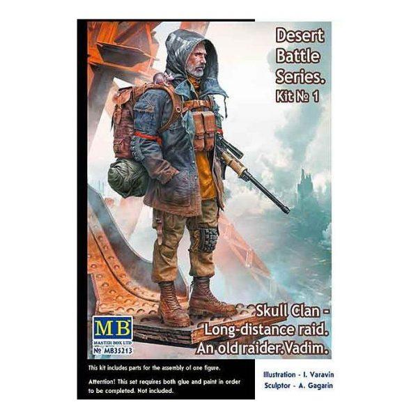 1/35 Desert Battle Series Kit No.1