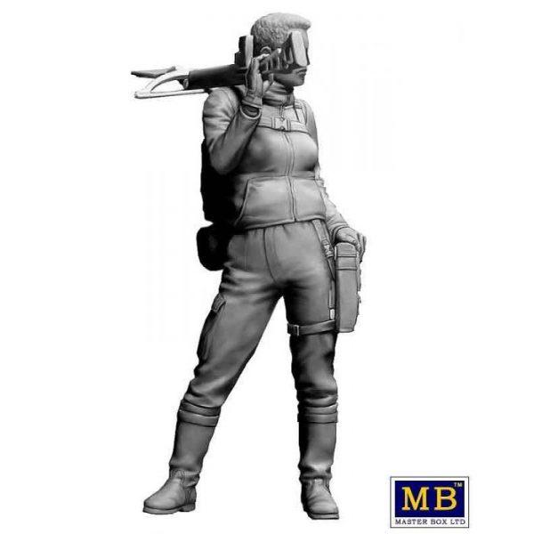 1/35 Desert Battle Series Kit No.2