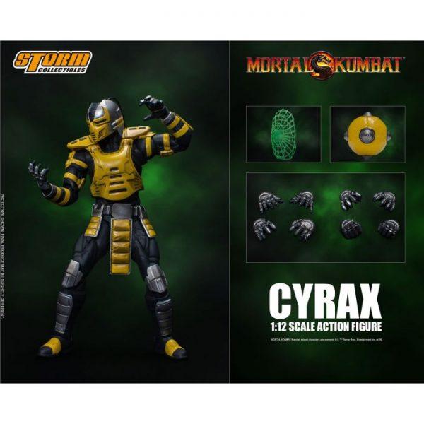 1/12 Mortal Kombat: Cyrax