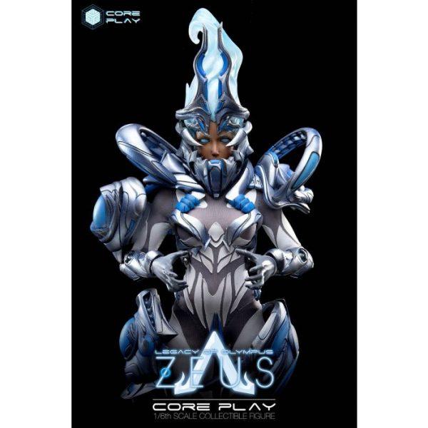 1/6 Core Play - Legacy of Olympus - Zeus