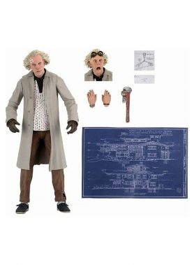 Back To The Future: Doc Emmett Brown Ultimate 7-inch Action Figure