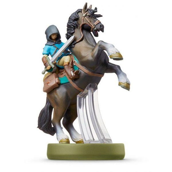 amiibo Link  - Legend of Zelda: Breath of the Wild