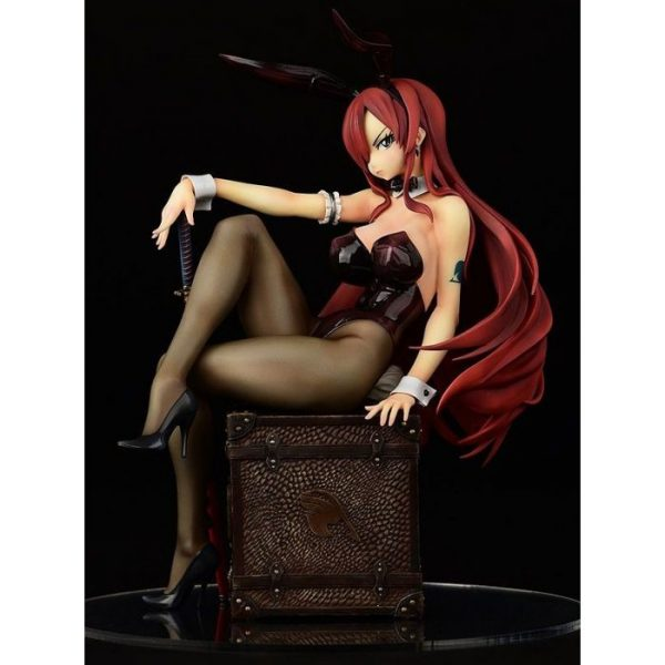 1/6 FAIRY TAIL: Erza Scarlet Bunny Girl Style PVC