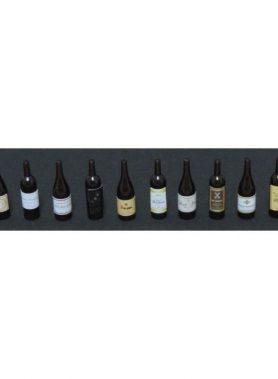 1/12 Wine Bottle Brown