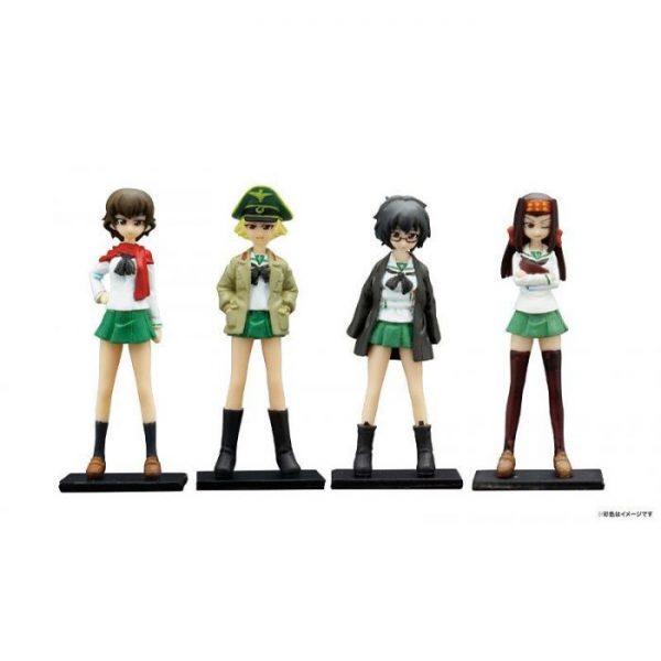 1/35 Girls und Panzer: Kaba-San Figure Set