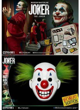 1/3 Museum Masterline: Joker: Joker Statue