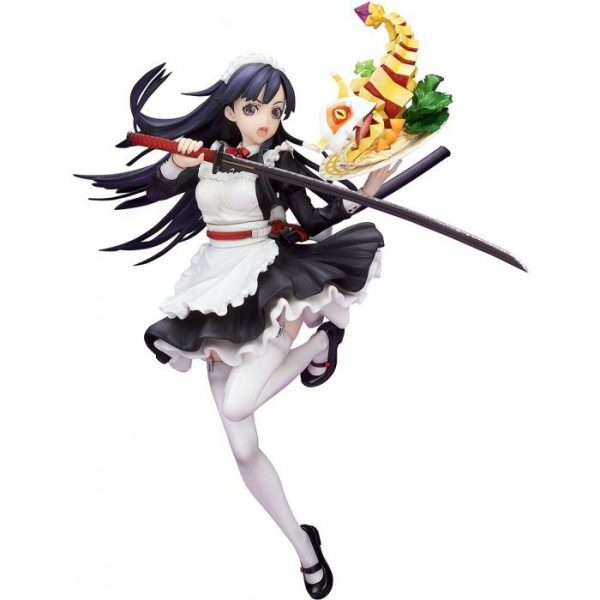 1/7 7th Dragon 2020-II: Samurai  Maid Style PVC