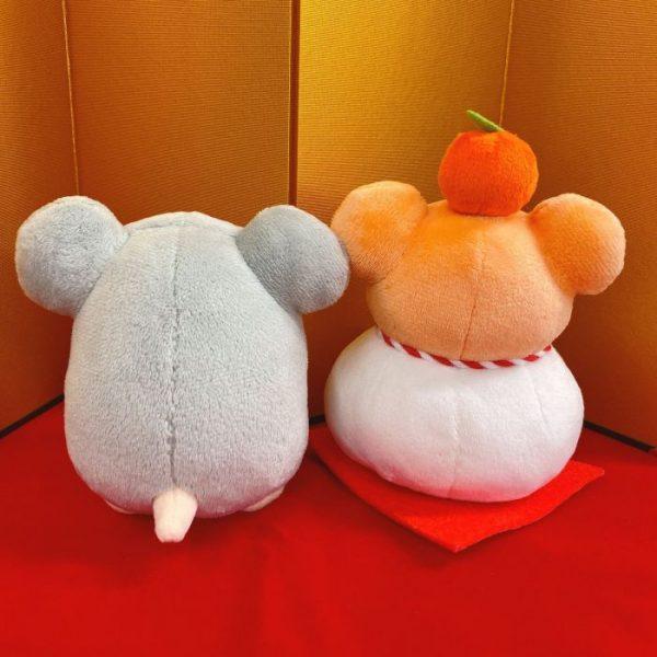 Zodiac Hamtaro Plush Toy Mouse