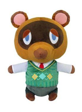 Animal Crossing Plush Toy Tanukichi  L