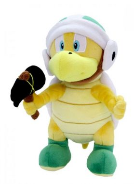 Super Mario: All Star Collection Plush Toy Hammer Bro. S
