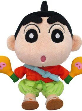Crayon Shin-chan Plush Toy Transform Shin-chan  Maracas Ver.
