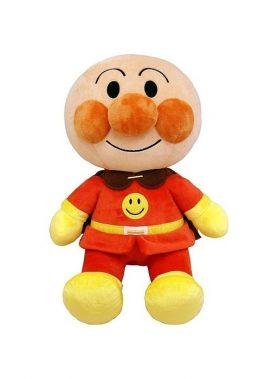 Anpanman Fuwarin Smile Plush Toy M Anpanman