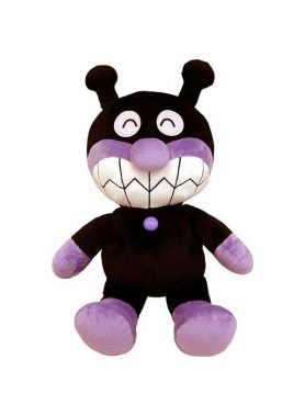 Anpanman Fuwarin Smile Plush Toy M Baikinman