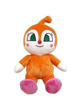 Anpanman Fuwarin Smile Plush Toy M Dokin-chan