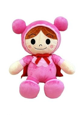 Anpanman Fuwarin Smile Plush Toy M Akachanman