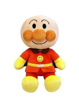 Anpanman Fuwarin Smile Plush Toy L Anpanman
